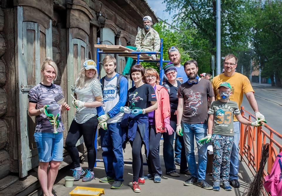 Регистрация нагородскую акцию «Фасадник» стартовала вИркутске