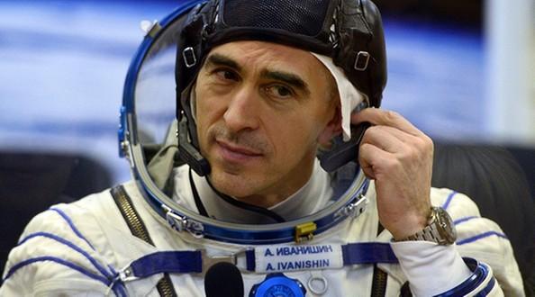 Иркутского космонавта Анатолия Иванишина наградили орденом «Зазаслуги перед Отечеством» IVстепени