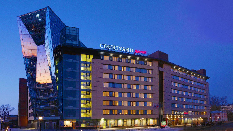 Компания из Москвы купила здание отеля в Иркутске за 1 млрд рублей